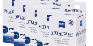 LENÇOS UMEDECIDOS – Lens Wipes Zeiss